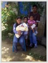 La famiglia di Enrique Gadiel