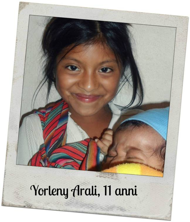 Conosciamoli :) Yorleny Arali!
