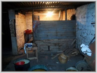 La casa di Yorleny Arali