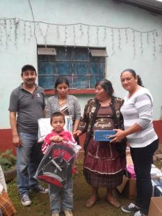 WILDER Y SU FAMILIA