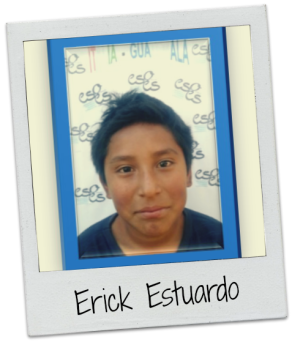 ERICK ESTUARDO