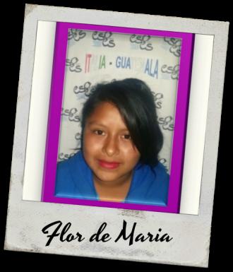 FLOR DE MARIA